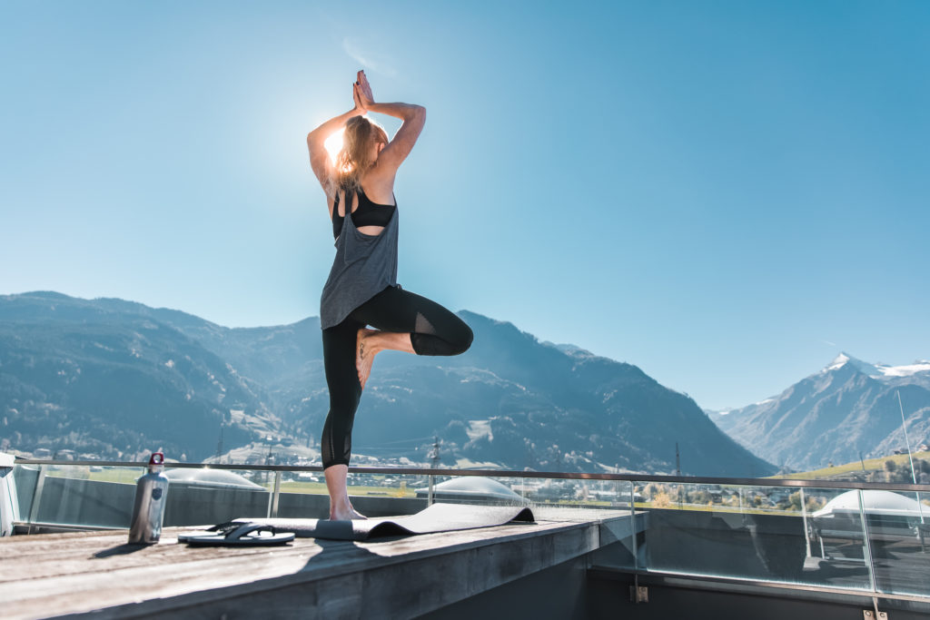 Yoga Tauern Spa
