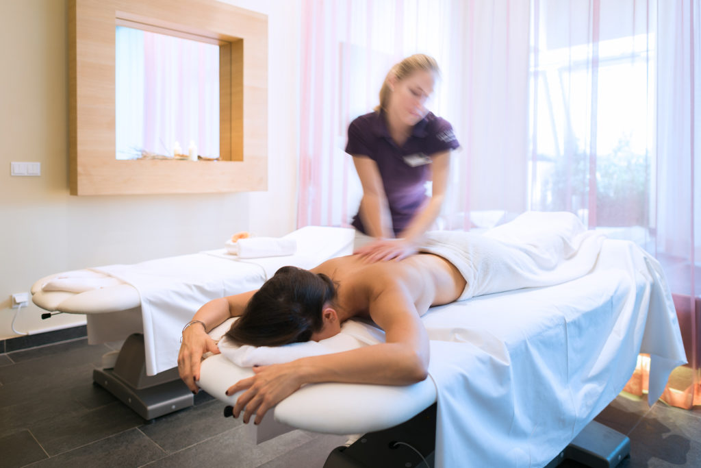 Alpin Vital Spa Massage